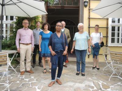 Foto des Besuchs